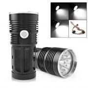 Hipzop-30000LM-12x-CREE-XM-L-T6-LED-lampe-torche-4x-18650-Chasse-Lampe-0-2