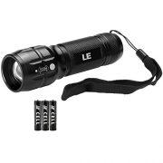 LE-Torche--LED-Zoomable-dintensit-rglable-Lampe-de-poche-Super-Lumineuse-140LM-120-Blanc-Froid-6000K-5H-de-dcharge-0-1