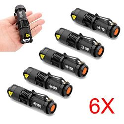 MakeTheOne-7W-Mini-Cree-Q5-Lampe-de-Poche-Torche-350LM-Zoomable-Etanche-3-Modes-0-1