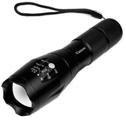 Vanzon-Torche-Lampe-de-Poche-LED-Zoomable-et-Rechargeable-avec-5-Modes-Ultra-Puissante-900LM-Camping-Militaire-Lampe-tancheAntichocAnti-drapantPile-rechargeable-non-incluse-0