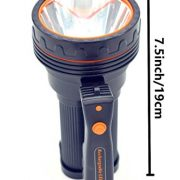 Ambertech-Rechargeable-10000-Lumens-Super-Bright-LED-Spot-Lampe-Torche-Lanterne-Avec-Lumire-Sharp-0-2