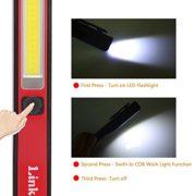 Linkax-Lampe-de-Travail-USB-Rechargeable-Lampe-Inspection-COB-Torche-Lampe-de-poche-LED-Ultra-Puissante-Camping-Lampe-pour-Auto-Garage-Atelier-bricolage-avec-clip-magntique-0-0