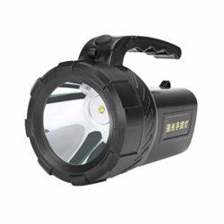 Irypulse-LED-Lampe-Torche-Projecteur-clairage-Puissant-de-500m-Rechargeable-Lger-tanche-2-Modes-Lampe-de-Poche-Polyvalent-pour-Recherche-Secours-Camping-Randonne-Urgence-0
