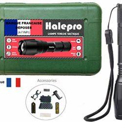 Halepro-Torche-Lampe-de-Poche-LED-Rechargeable-Torche-LED-Lampe-de-VloLampe-de-Torche-Militaire-Poche-LED-Ultra-Puissante-Zoomable-L2-CREE-LED-1000-Lumens-5-Modes-dclairage-0