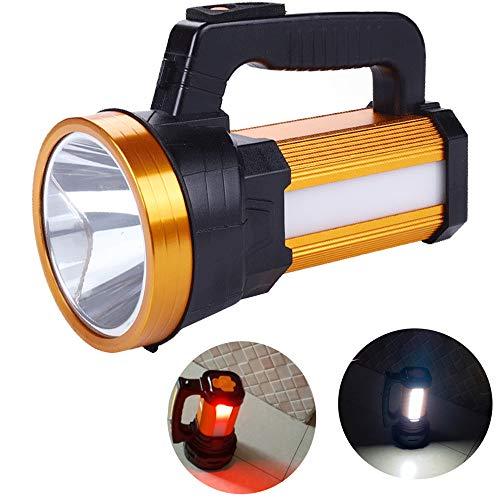 Roadwiz-Torche-Lampe-de-Poche-LED-USB-Rechargeable-Torche-LED-Lampe-de-VloLampe-de-Torche-Poche-LED-Ultra-Puissante-Zoomable-6000-Lumens-6-Modes-dclairage-0